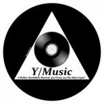 Logo da emissora Rádio Y Music