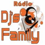 Logo da emissora Rádio Djs Family