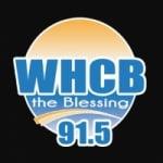 Logo da emissora WHCB 91.5 FM