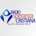 Logo da emissora Radio Speranza Cristiana 100.3 FM