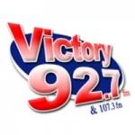 Logo da emissora WIJV 92.7 FM