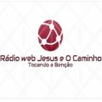 Logo da emissora Web Rádio Jesus é o Caminho