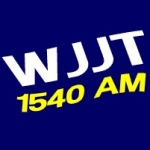 Logo da emissora WJJT 1540 AM