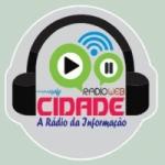 Logo da emissora Rádio Web Cidade
