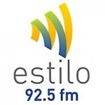 Logo da emissora Rádio Estilo 92.5 FM