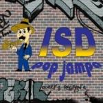 Logo da emissora Rádio ISD Pop Jampa