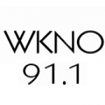 Logo da emissora WKNO WKNP 91.1 - 90.1 FM