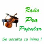 Logo da emissora Radio Pro Popular
