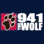 Logo da emissora WKQK 94.1 FM