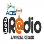 Logo da emissora ADS Web Rádio
