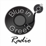 Logo da emissora Radio Blue in Green