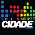 Logo da emissora Rádio Cidade Gospel