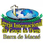 Logo da emissora Web Rádio IIGD Barra de Macaé