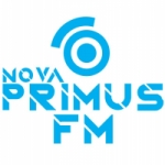 Logo da emissora Rádio Primus FM