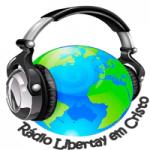 Logo da emissora Rádio Libertay em Cristo
