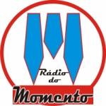Logo da emissora Rádio do Momento