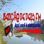 Logo da emissora Rádio Benção de Deus FM