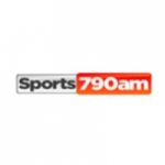 Logo da emissora WMC 790 AM