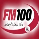 Logo da emissora WMC 99.7 FM