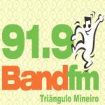 Logo da emissora Rádio Band 91.9 FM