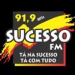 Logo da emissora Rádio Sucesso 91.9 FM