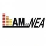 Logo da emissora AM del NEA 1400