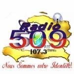 Logo da emissora Radio Tele 509 FM 107.3