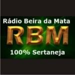 Logo da emissora Rádio Beira da Mata