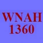 Logo da emissora WNAH1 1360 AM