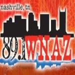 Logo da emissora WNAZ 89.1 FM