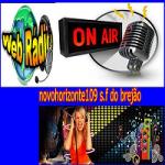 Logo da emissora Web Rádio Novo Horizonte 109