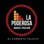 Logo da emissora La Poderosa Radio 90s