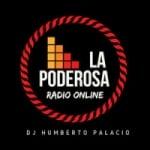 Logo da emissora La Poderosa Radio Popular