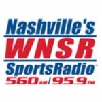 Logo da emissora WNSR 560 AM