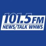 Logo da emissora WNWS 101.5 FM