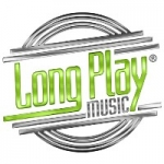 Logo da emissora Rádio Long Play Music