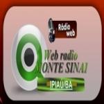 Logo da emissora Web Rádio Monte Sinai de Ipiaú