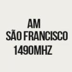Logo da emissora Rádio Rio São Francisco 1490 AM