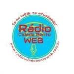 Logo da emissora Rádio Cidade Bento Web
