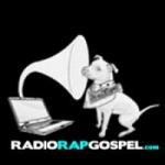 Logo da emissora Rádio Rap Gospel