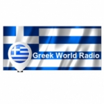 Logo da emissora Radio Greek World