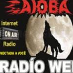 Logo da emissora Web Rádio Caiobá