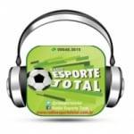 Logo da emissora Rádio Esporte Total