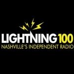 Logo da emissora WRLT 100.1 FM