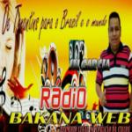 Logo da emissora Rádio Bakana Tonantins