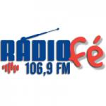 Logo da emissora Rádio Fé 106.9 FM