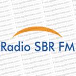 Logo da emissora Web Rádio SBR FM