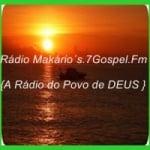 Logo da emissora Rádio Makários 7 Gospel