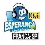 Logo da emissora Web Radios Esperança Gospel Fm