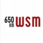 Logo da emissora WSM 650 AM
